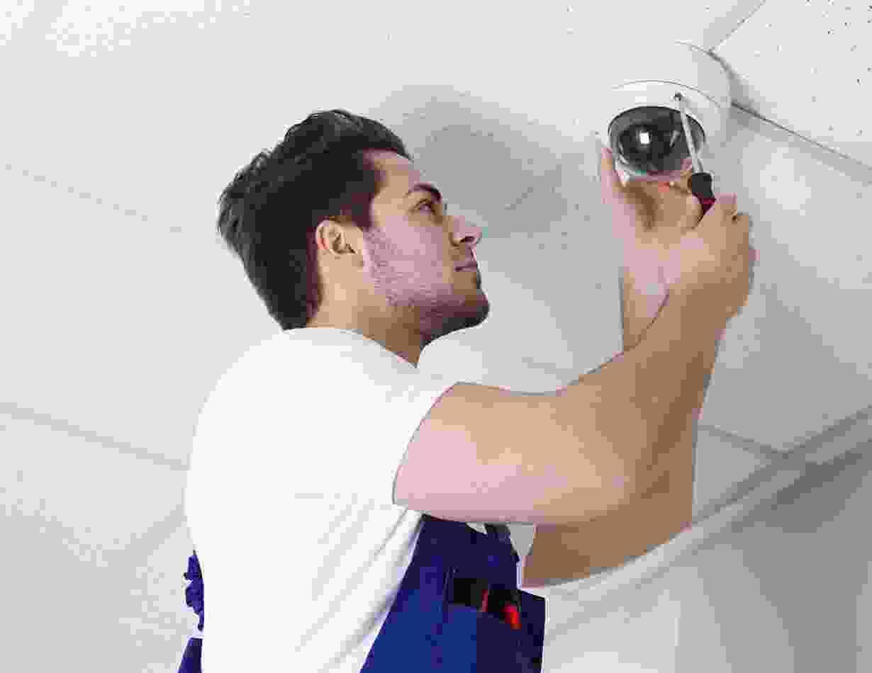 Office Surveillance System
